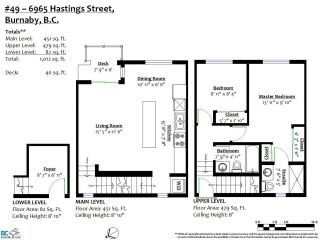 Photo 28: 49 6965 HASTINGS Street in Burnaby: Sperling-Duthie Townhouse for sale (Burnaby North)  : MLS®# R2535989