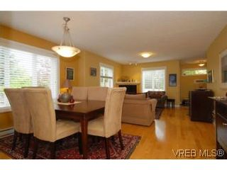Photo 6: 3850 Stamboul St in VICTORIA: SE Mt Tolmie Row/Townhouse for sale (Saanich East)  : MLS®# 506852