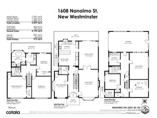Photo 40: 1608 NANAIMO Street in New Westminster: West End NW House for sale : MLS®# R2579359