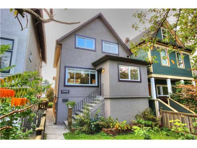 FEATURED LISTING: 1982 Charles Street Vancouver