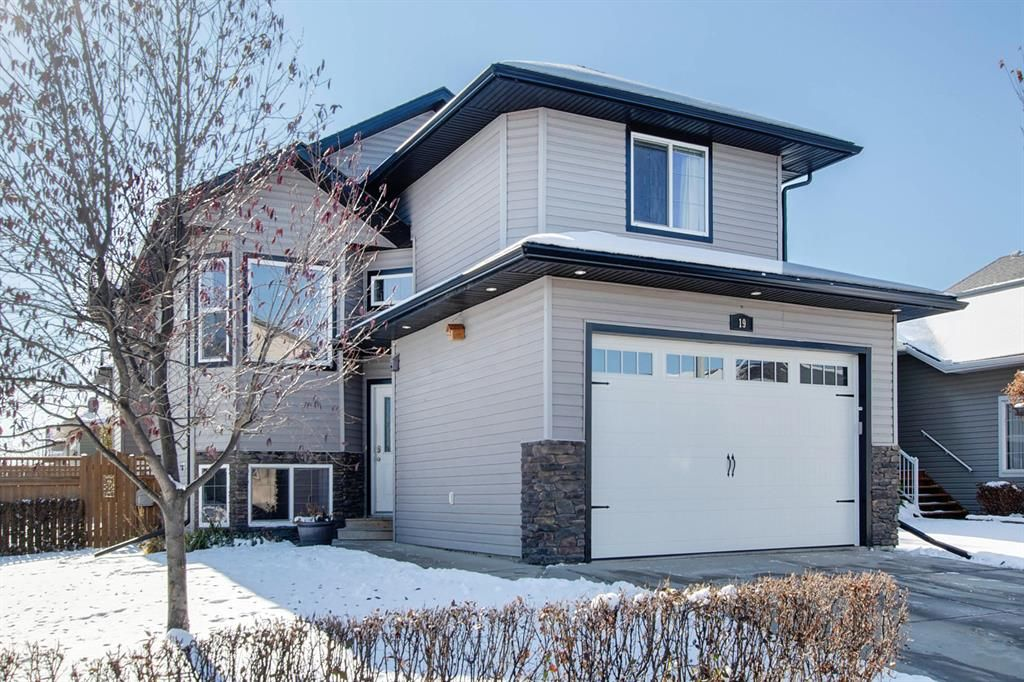 Main Photo: 19 Dallaire Drive: Carstairs Detached for sale : MLS®# A1044807