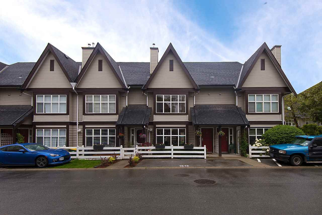 "Main Photo: 59 11757 236 Street in Maple Ridge: Cottonwood MR Townhouse for sale in ""GALIANO"" : MLS®# R2262858"