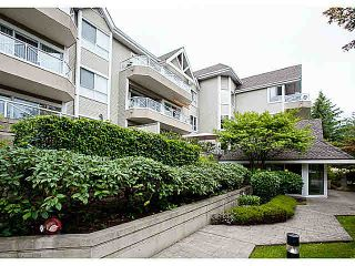 """Photo 2: 201 5556 201A Street in Langley: Langley City Condo for sale in """"Michaud Gardens"""" : MLS®# F1421361"""
