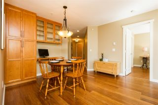 "Photo 6: 105 600 KLAHANIE Drive in Port Moody: Port Moody Centre Condo for sale in ""BOARDWALK"" : MLS®# R2111102"