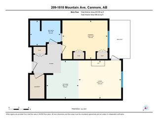 Photo 16: 209B 1818 Mountain Avenue: Canmore Apartment for sale : MLS®# A1058891