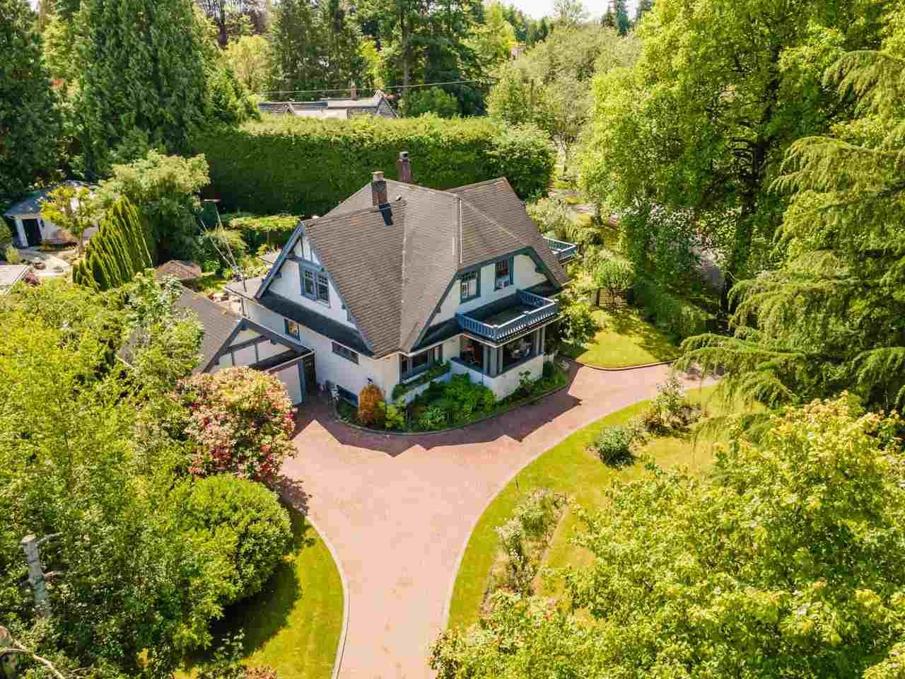 Main Photo: 1650 AVONDALE Avenue in Vancouver: Shaughnessy House for sale (Vancouver West)  : MLS®# R2591630
