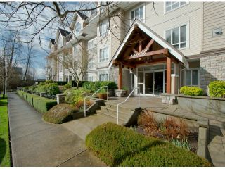 """Photo 1: 408 1685 152A Street in Surrey: King George Corridor Condo for sale in """"Suncliffe"""" (South Surrey White Rock)  : MLS®# F1318218"""