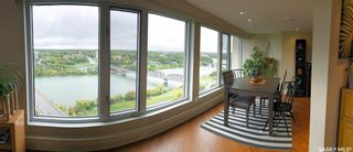 Photo 3: 2340 424 Spadina Crescent East in Saskatoon: Central Business District Residential for sale : MLS®# SK818558