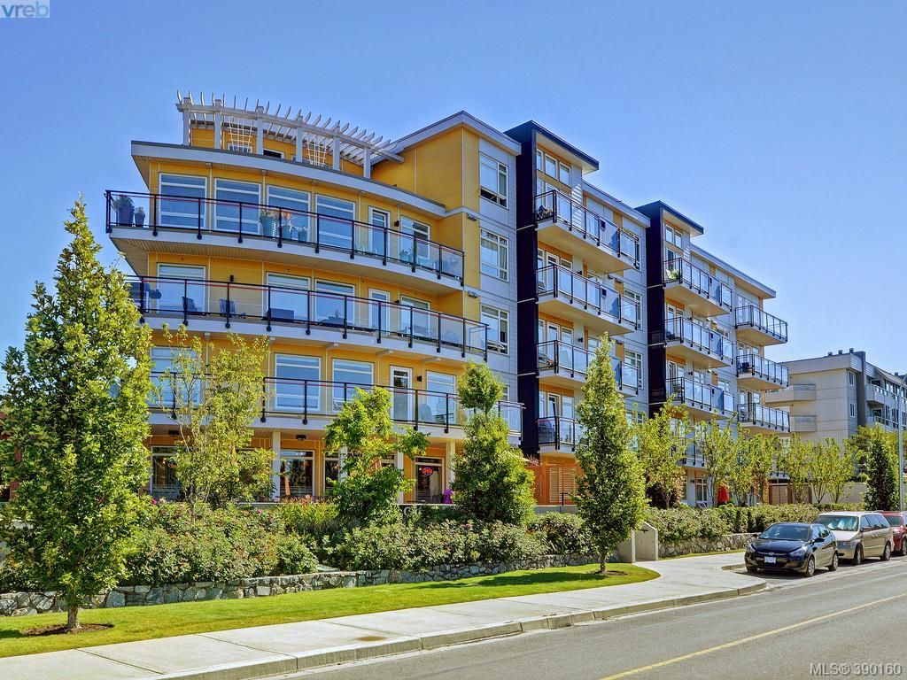 Main Photo: 202 935 Cloverdale Ave in VICTORIA: SE Quadra Condo for sale (Saanich East)  : MLS®# 784238