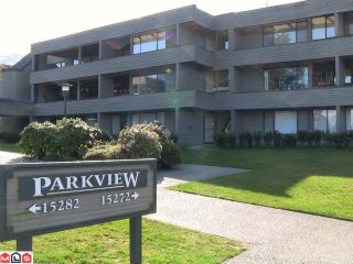 """Photo 2: 201 15272 19TH Avenue in Surrey: King George Corridor Condo for sale in """"BAKERVIEW PARK"""" (South Surrey White Rock)  : MLS®# F1007989"""