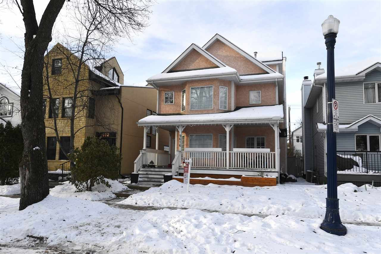 Main Photo: 9616 100A Street in Edmonton: Zone 12 House for sale : MLS®# E4225933