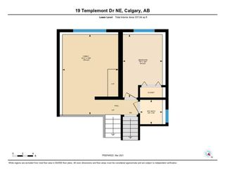 Photo 32: 19 Templemont Drive NE in Calgary: Temple Semi Detached for sale : MLS®# A1082358