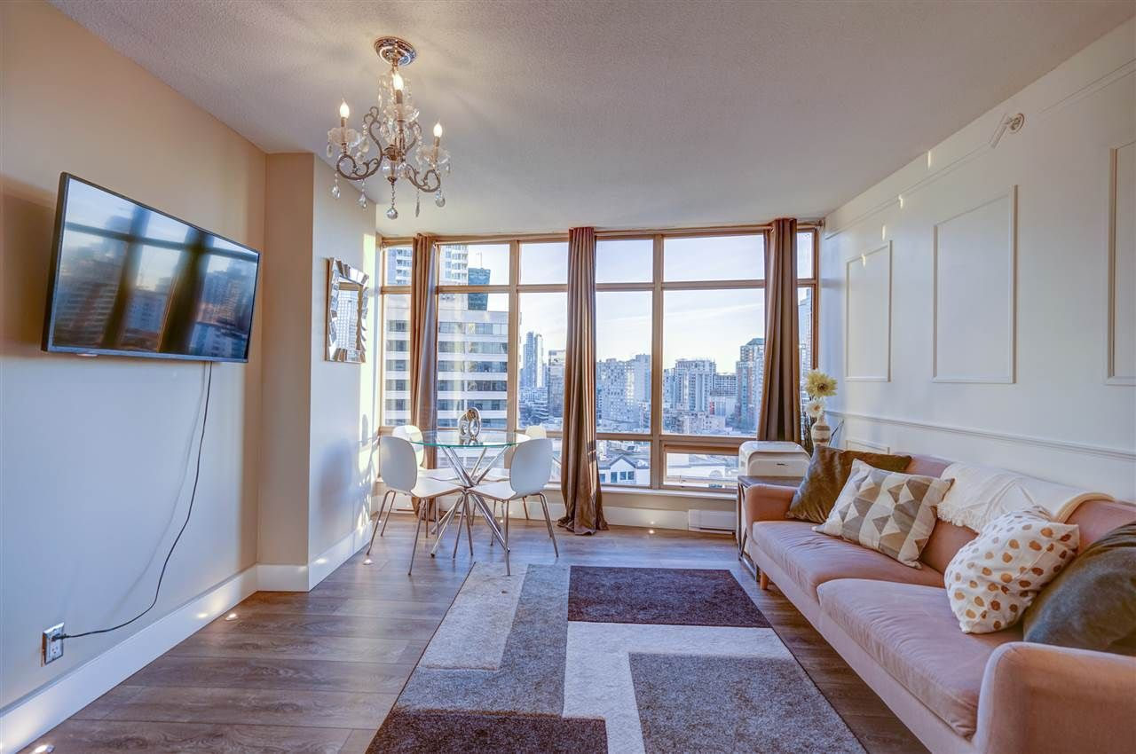 Main Photo: 1701 1200 ALBERNI STREET in Vancouver: West End VW Condo for sale (Vancouver West)  : MLS®# R2527987