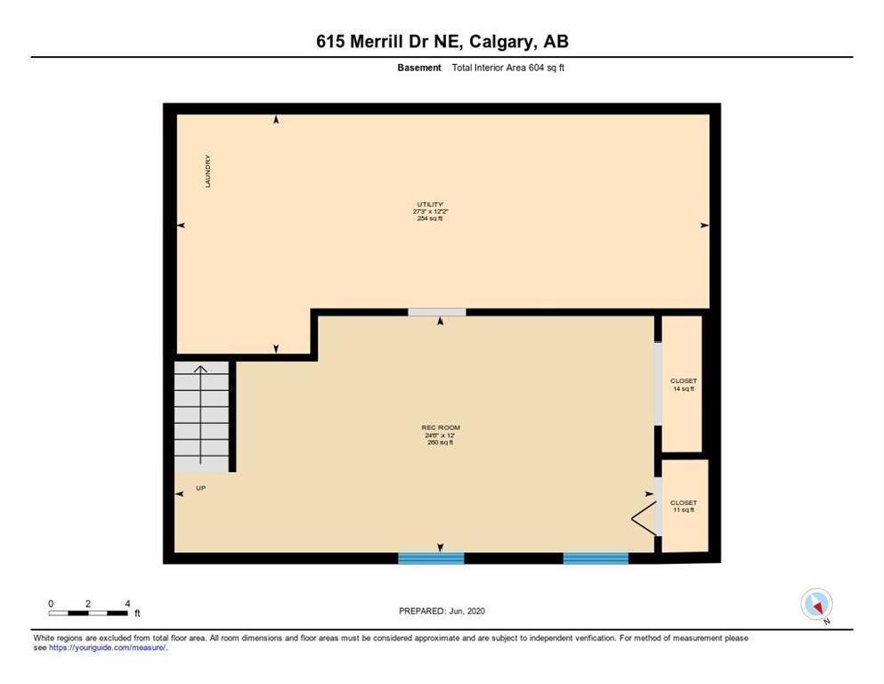 Photo 28: Photos: 615 Merrill Drive NE in Calgary: Winston Heights/Mountview Row/Townhouse for sale : MLS®# C4301720