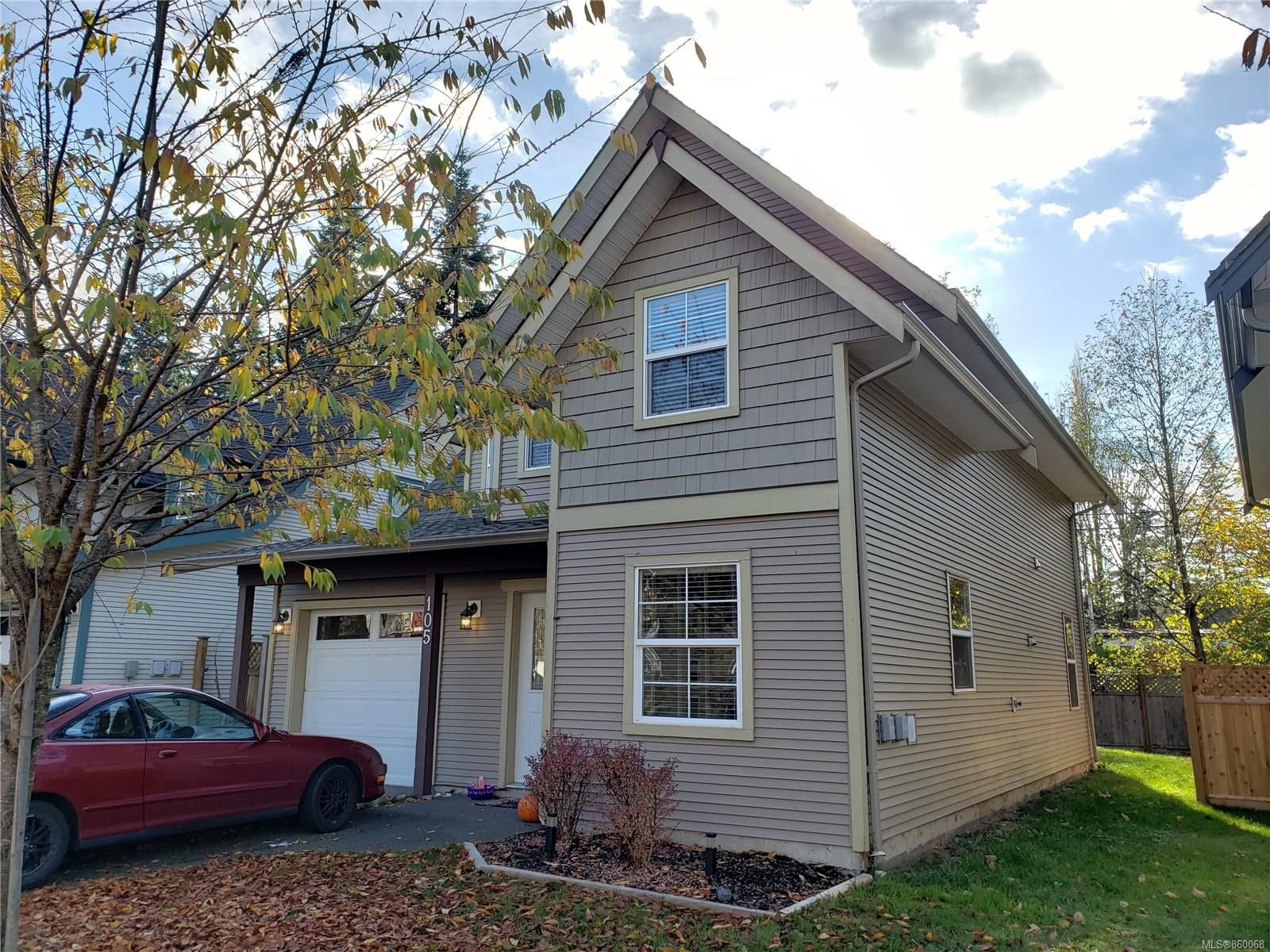 Photo 30: Photos: 105 2787 1st St in Courtenay: CV Courtenay City House for sale (Comox Valley)  : MLS®# 860068