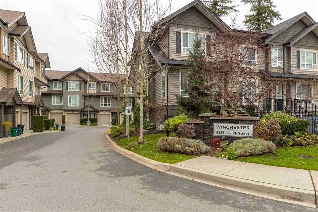 "Photo 33: Photos: #54 4967 220 Street in Langley: Murrayville Townhouse for sale in ""Winchester Estates"" : MLS®# R2527374"