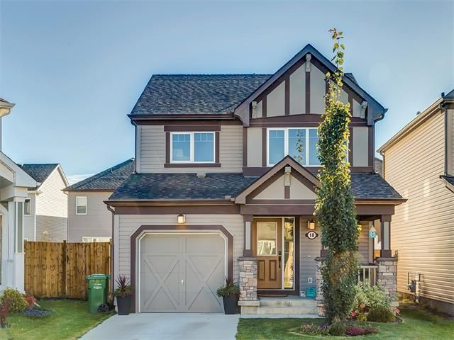 Main Photo: 18 WINDWOOD Grove SW: Airdrie House for sale : MLS®# C4082940