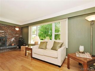 Photo 2: 995 Lucas Ave in VICTORIA: SE Lake Hill House for sale (Saanich East)  : MLS®# 639712