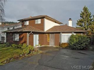 Photo 1: 1534 San Juan Ave in VICTORIA: SE Gordon Head House for sale (Saanich East)  : MLS®# 594747