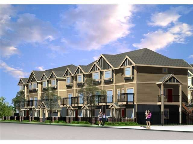 Main Photo: 110 7168 STRIDE Avenue in Burnaby: Edmonds BE Condo for sale (Burnaby East)  : MLS®# V1002925