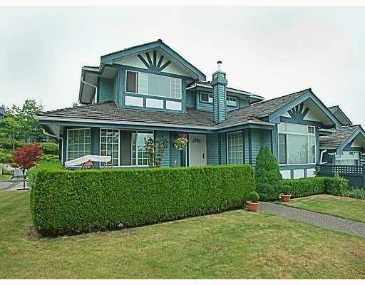 """Main Photo: 151 1685 PINETREE Way in Coquitlam: Westwood Plateau Townhouse for sale in """"WILTSHIRE"""" : MLS®# V722833"""