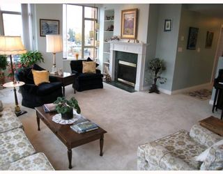 """Photo 8: 302 2580 TOLMIE Street in Vancouver: Point Grey Condo for sale in """"POINT GREY PLACE"""" (Vancouver West)  : MLS®# V794893"""