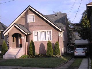 "Photo 1: 612 4TH Avenue in New Westminster: Uptown NW House for sale in ""UPTOWN"" : MLS®# V821394"