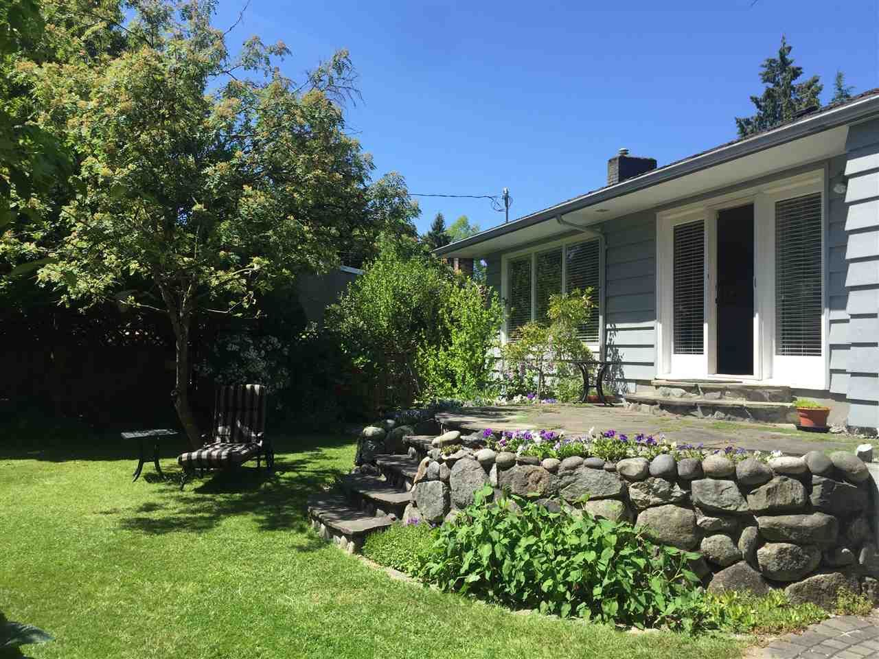 """Main Photo: 4852 QUEENSLAND Road in Vancouver: University VW House for sale in """"Little Australia"""" (Vancouver West)  : MLS®# R2256757"""