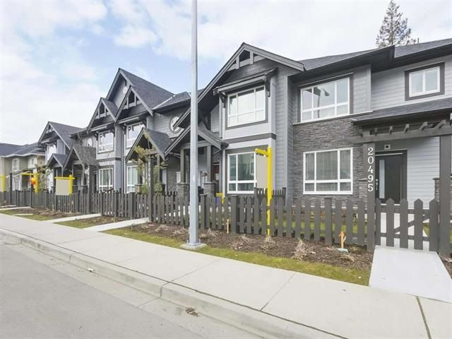 Main Photo: 20495 86 Avenue in Langley: Willoughby Heights Condo for sale : MLS®# R2508155