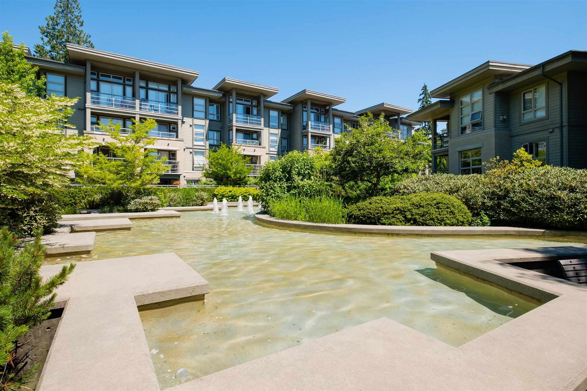 """Photo 1: Photos: 211 9339 UNIVERSITY Crescent in Burnaby: Simon Fraser Univer. Condo for sale in """"HARMONY"""" (Burnaby North)  : MLS®# R2597666"""