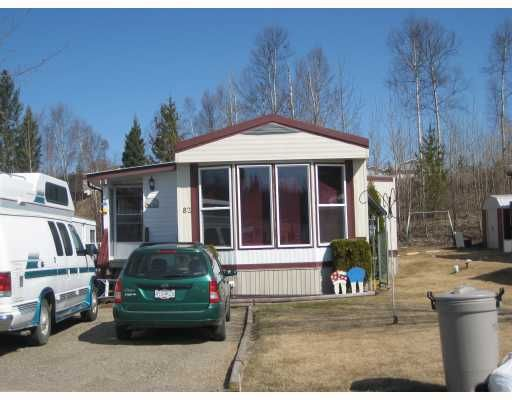 """Main Photo: 82 1000 INVERNESS Drive in Prince_George: Aberdeen Manufactured Home for sale in """"ABERDEEN"""" (PG City North (Zone 73))  : MLS®# N191469"""