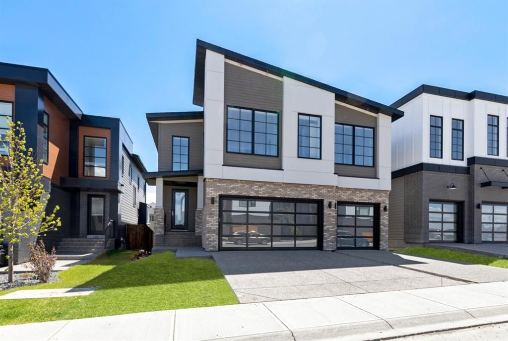 Main Photo: 7853 8a Avenue SW in Calgary: West Springs Detached for sale : MLS®# A1120136