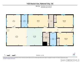 Photo 24: NATIONAL CITY House for sale : 4 bedrooms : 1123 Hoover Ave
