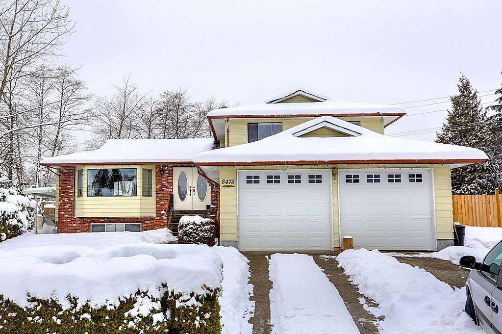 Main Photo: 8475 116A Street in Delta: Annieville House for sale (N. Delta)  : MLS®# R2137027