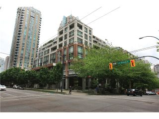 "Photo 23: 301 988 RICHARDS Street in Vancouver: Yaletown Condo for sale in ""TRIBECA LOFTS"" (Vancouver West)  : MLS®# V1009541"