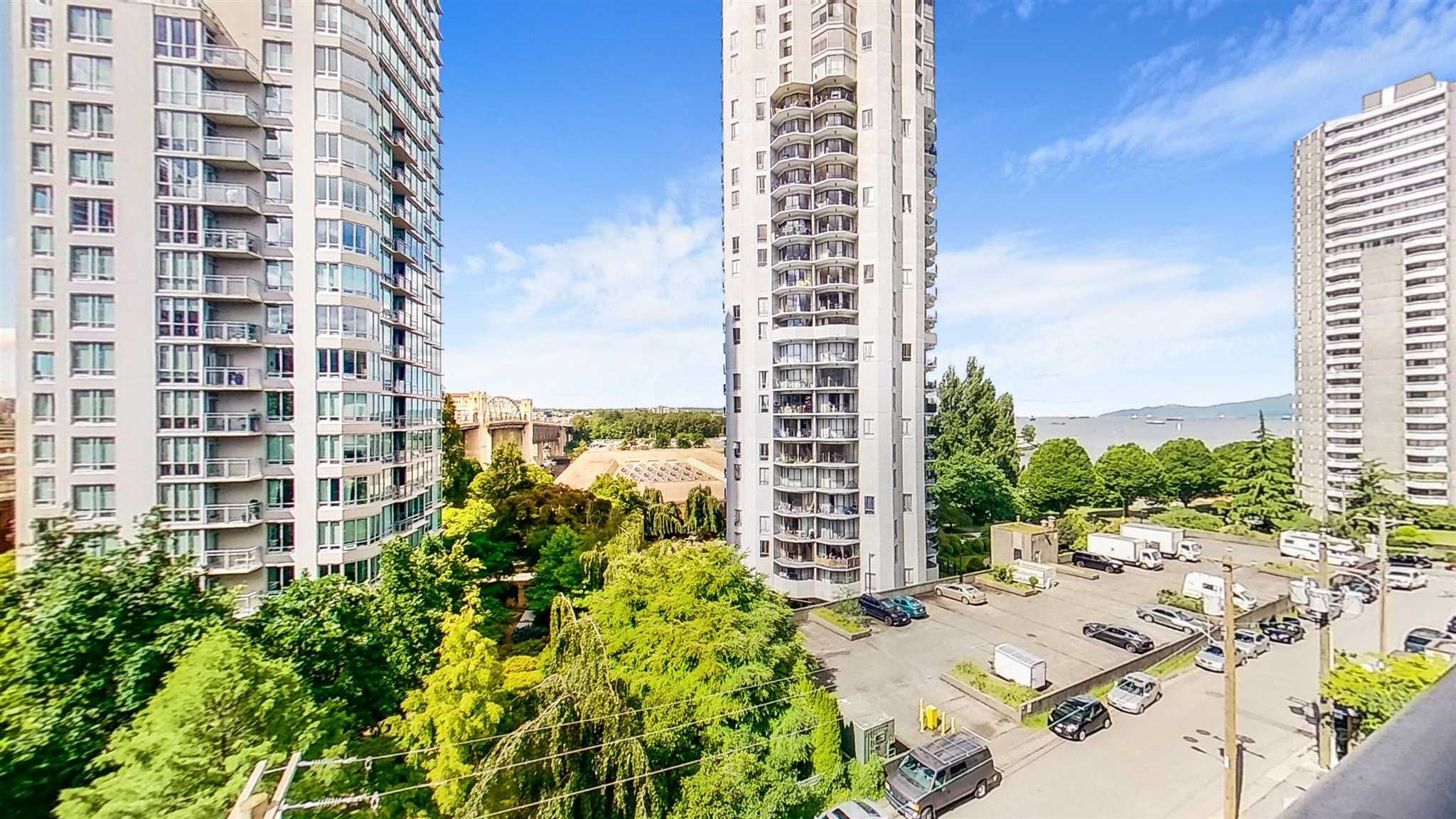 """Main Photo: 801 1040 PACIFIC Street in Vancouver: West End VW Condo for sale in """"Chelsea Terrace"""" (Vancouver West)  : MLS®# R2594279"""
