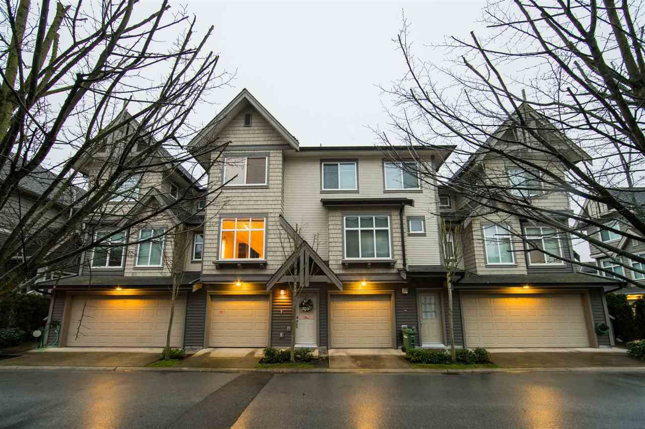 "Main Photo: 23 9800 ODLIN Road in Richmond: West Cambie Townhouse for sale in ""HENNESSY GREEN"" : MLS®# R2144702"