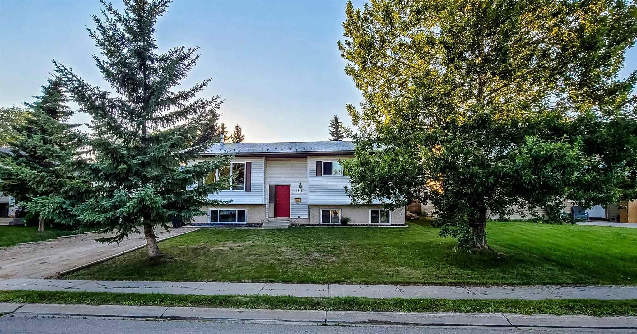 Main Photo: 1917 Forest Drive: Cold Lake House for sale : MLS®# E4252557