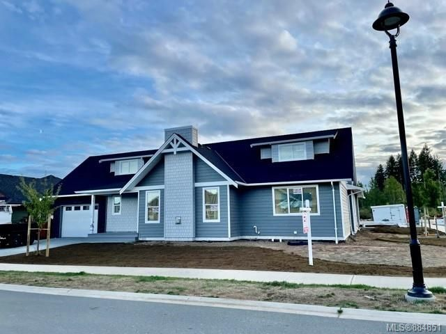 Main Photo: 1 727 Sitka St in : CR Willow Point Half Duplex for sale (Campbell River)  : MLS®# 884851