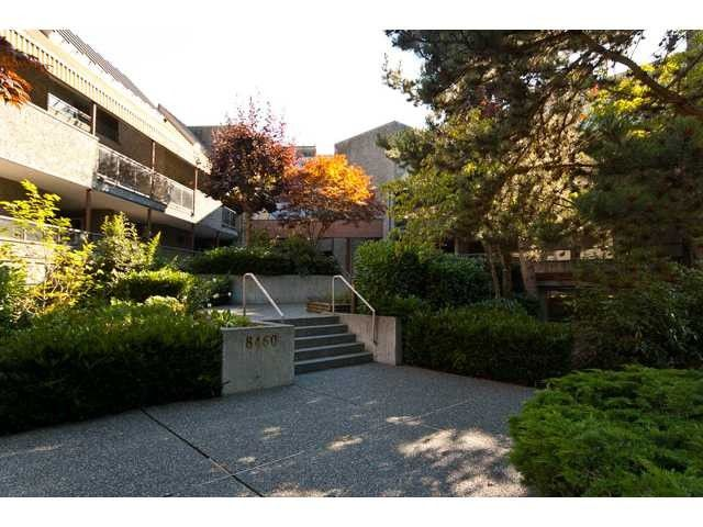 "Main Photo: 213 8460 ACKROYD Road in Richmond: Brighouse Condo for sale in ""ARBORETUM"" : MLS®# V987195"