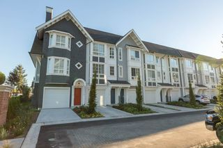 """Photo 1: 74 8476 207A Street in Langley: Willoughby Heights Townhouse for sale in """"YORK by Mosaic"""" : MLS®# R2108289"""