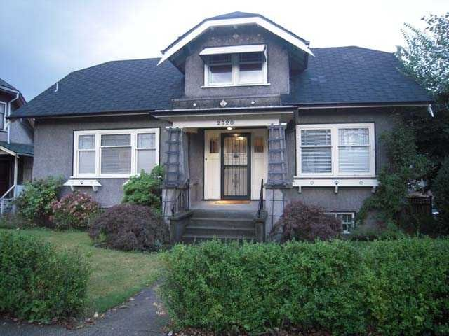 FEATURED LISTING: 2720 Fraser Street Vancouver