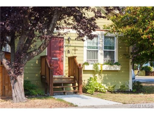 Main Photo: 478 Fraser St in VICTORIA: Es Saxe Point House for sale (Esquimalt)  : MLS®# 710228