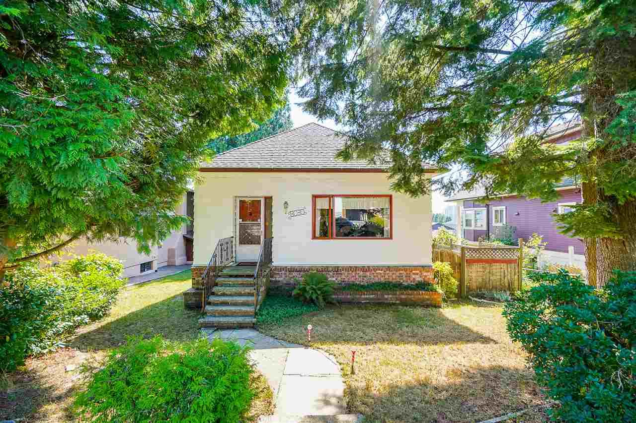 Main Photo: 8030 13TH Avenue in Burnaby: East Burnaby House for sale (Burnaby East)  : MLS®# R2494365