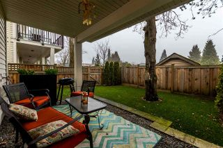 """Photo 18: 16 1708 KING GEORGE Boulevard in Surrey: King George Corridor Townhouse for sale in """"George"""" (South Surrey White Rock)  : MLS®# R2229813"""