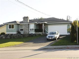 Photo 1: 2123 Ferndale Rd in VICTORIA: SE Gordon Head House for sale (Saanich East)  : MLS®# 664446