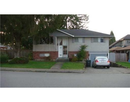 Main Photo: 675 DUNCAN AV in Burnaby: House for sale : MLS®# V859604