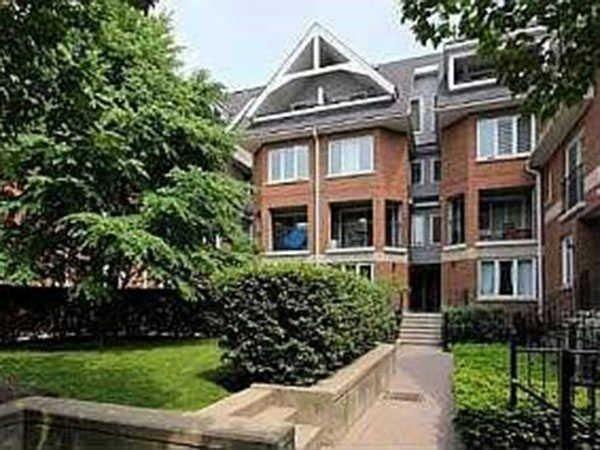 Main Photo: 29 217 St George Street in Toronto: Annex Condo for lease (Toronto C02)  : MLS®# C3847600