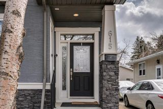 Photo 2: 615 50 Avenue SW in Calgary: Windsor Park Semi Detached for sale : MLS®# A1099934