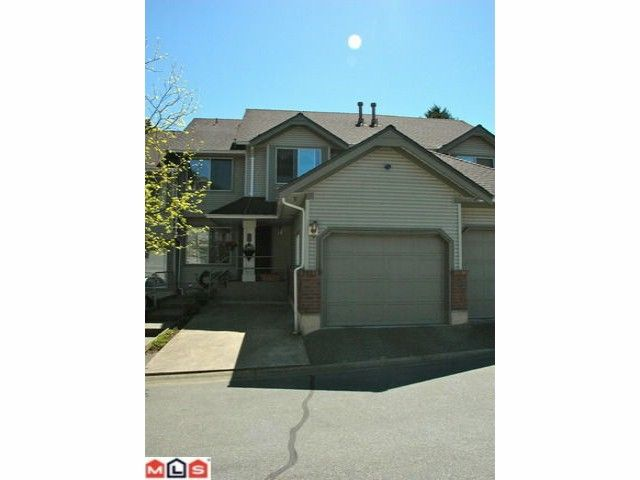 Main Photo: 228 13900 HYLAND Road in Surrey: East Newton Townhouse for sale : MLS®# F1212260